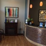 Waiting room for dental patients at dentist office in Murfreesboro TN